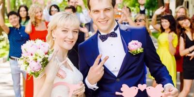Свадьба Дениса и Светланы