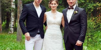 Свадьба Николая и Натальи