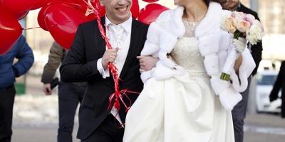 Свадьба Пулата и Вероники
